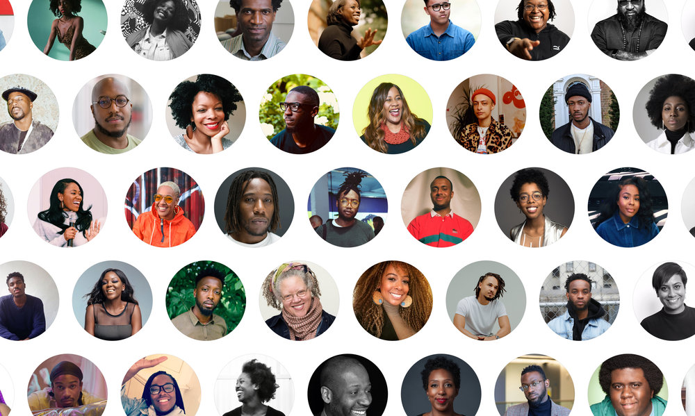 Tré Seals named in top 100 creatives making change - 10.04.18 UK——This Black History Month 2018, we've brought together a group of outstanding industry heroes to each nominate 10 black changemakers and creators that are shaping culture, arts, design, business, tech and beyond.READ MORE