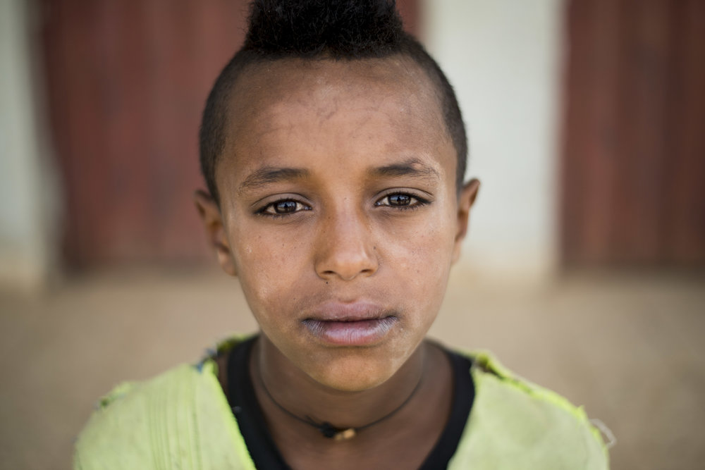 Bisrat child protection project. Amhara Region, Ethiopia. 2017.
