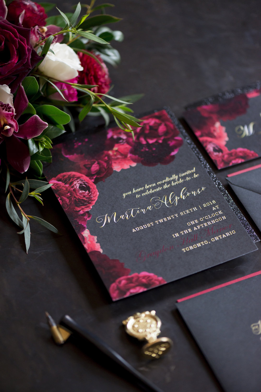Planner: Platinum Events | Photo By: 5ive 15ifteen | Florals: Rias Designs