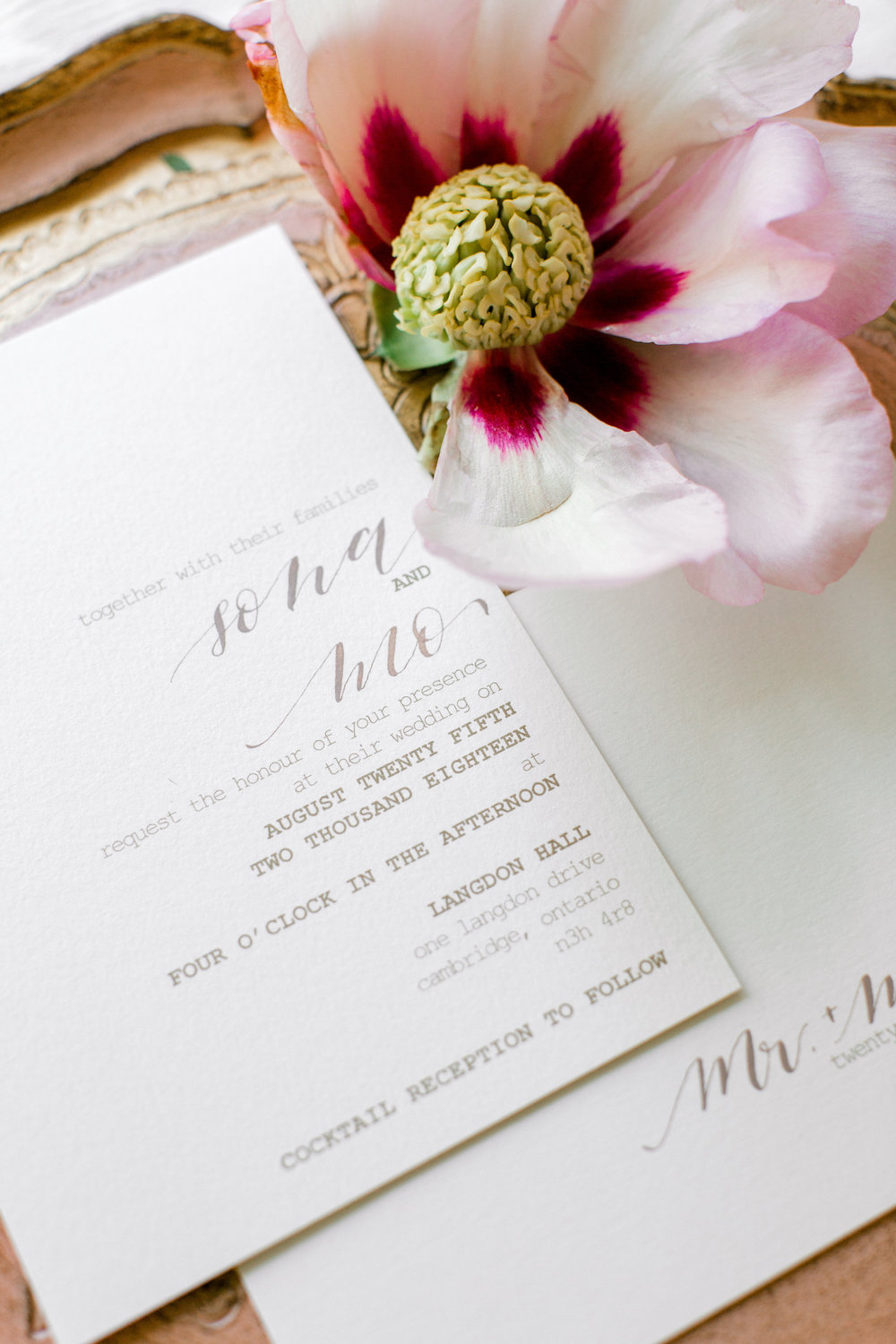 Photo By: Jess Imrie Photo | Planner: June Bloom Events | Florals: Quill and Oak