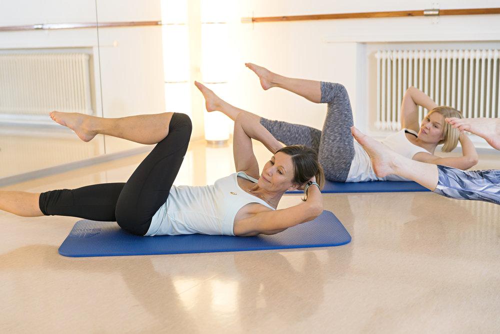 Paranna kehosi hyvinvointia ja suorituskykyä