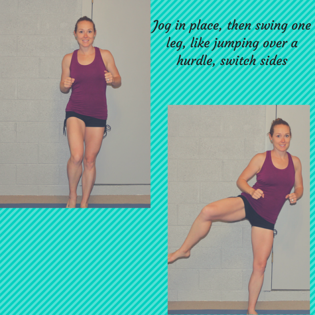 Weekly Workouts for Running and Cross Training 2
