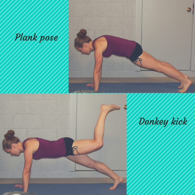 Weekly Workouts for Running and Cross Training 4
