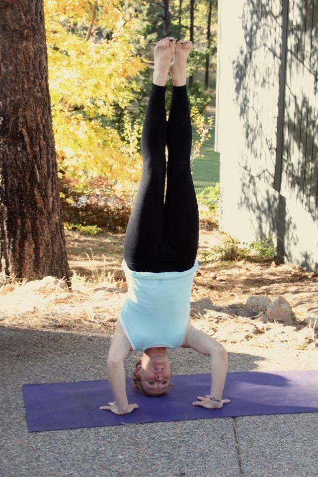 Cross Training Yoga poses