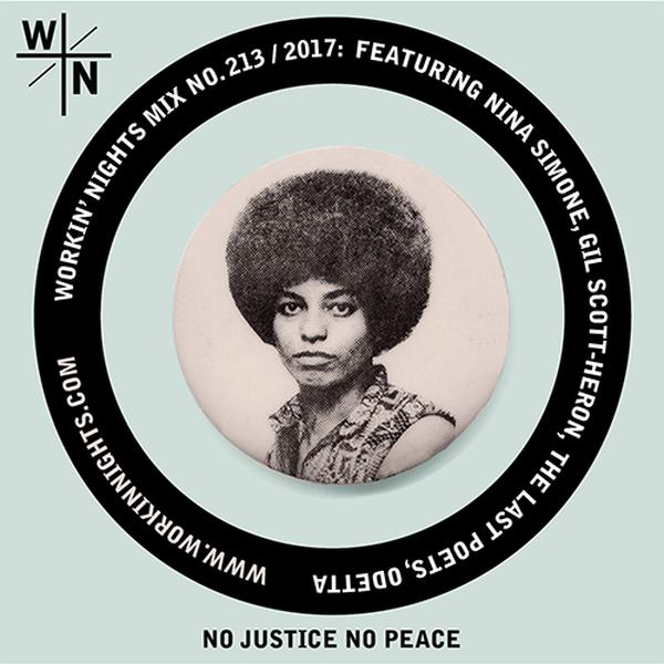 213: NO JUSTICE, NO PEACE