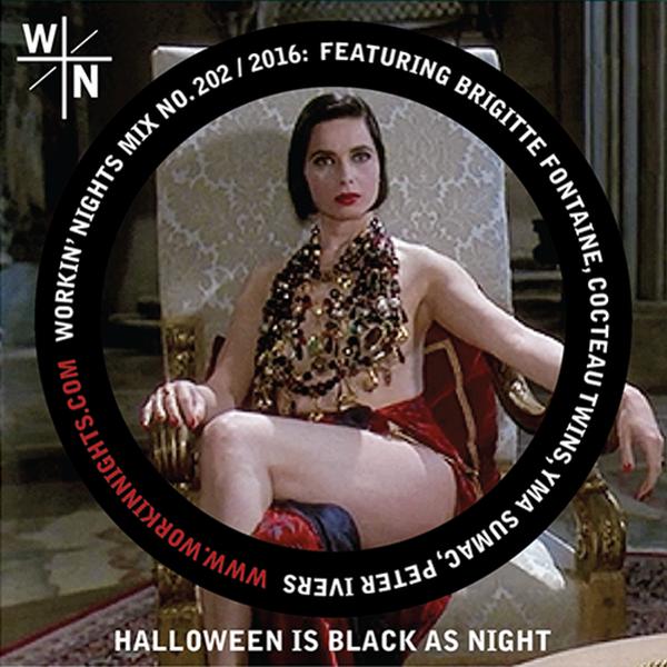 202: HALLOWEEN IS BLACK AS NIGHT