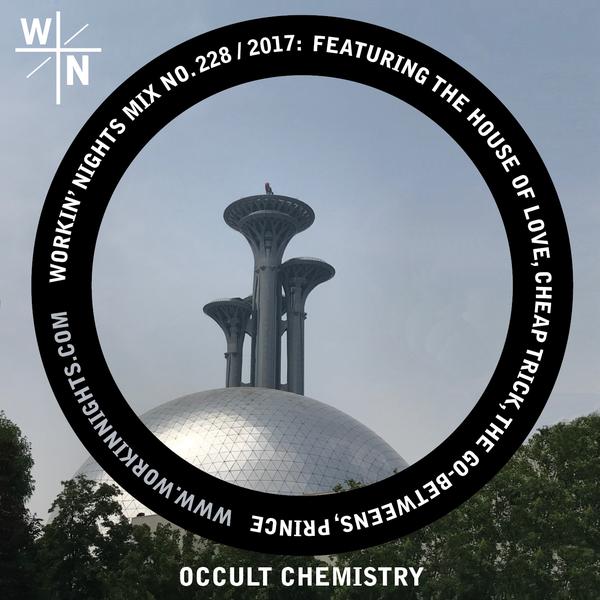228: OCCULT CHEMISTRY