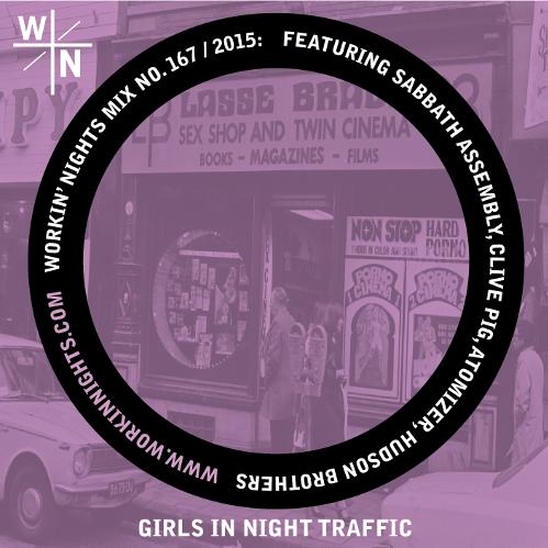 167: GIRLS IN NIGHT TRAFFIC