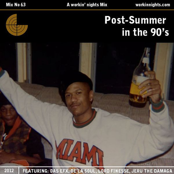 63: POST-SUMMER IN THE 90'S