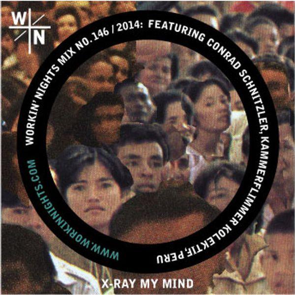 146: X-RAY MY MIND