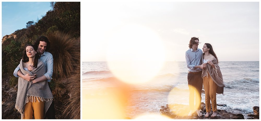 sandringham couple and engagement photography