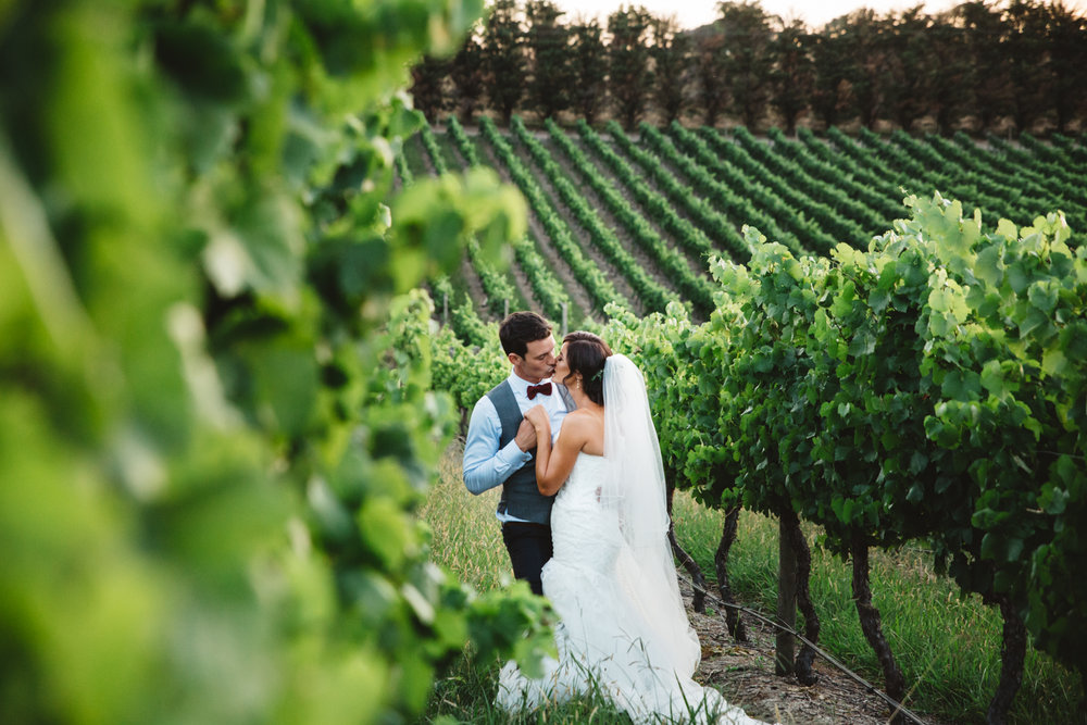 Wedding venues in Mornington - A selection of wedding venues for couples considering getting married in the Mornington peninsula and surroundings