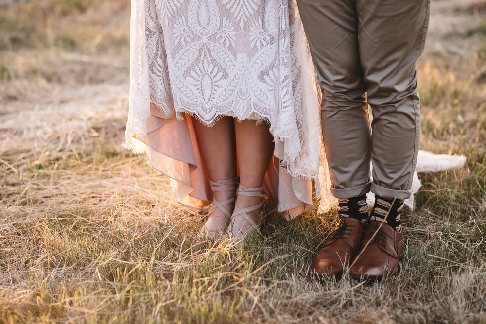 Rustic barn weddings in Mornington and Flinders