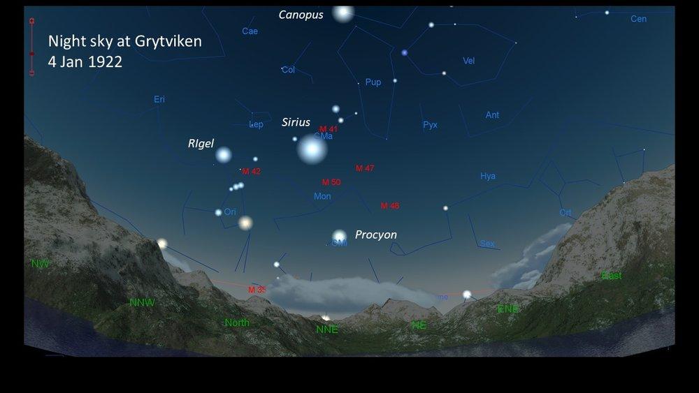 grytviken night sky 4 jan 1922.jpg