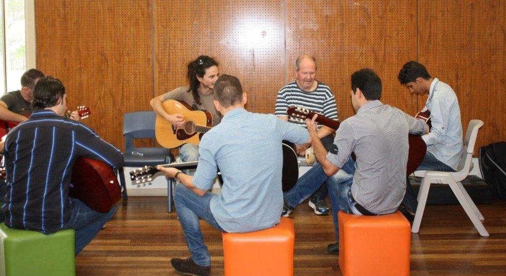 Refugee jam session.jpg