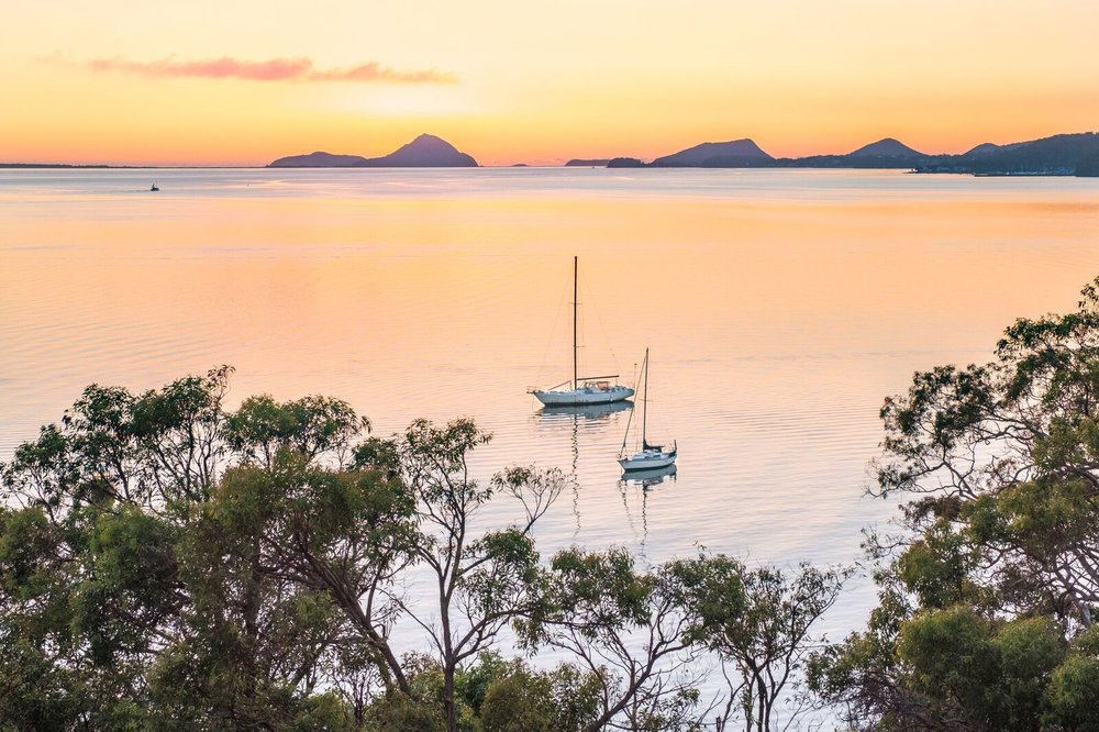 Port Stephens sunset 2.jpeg