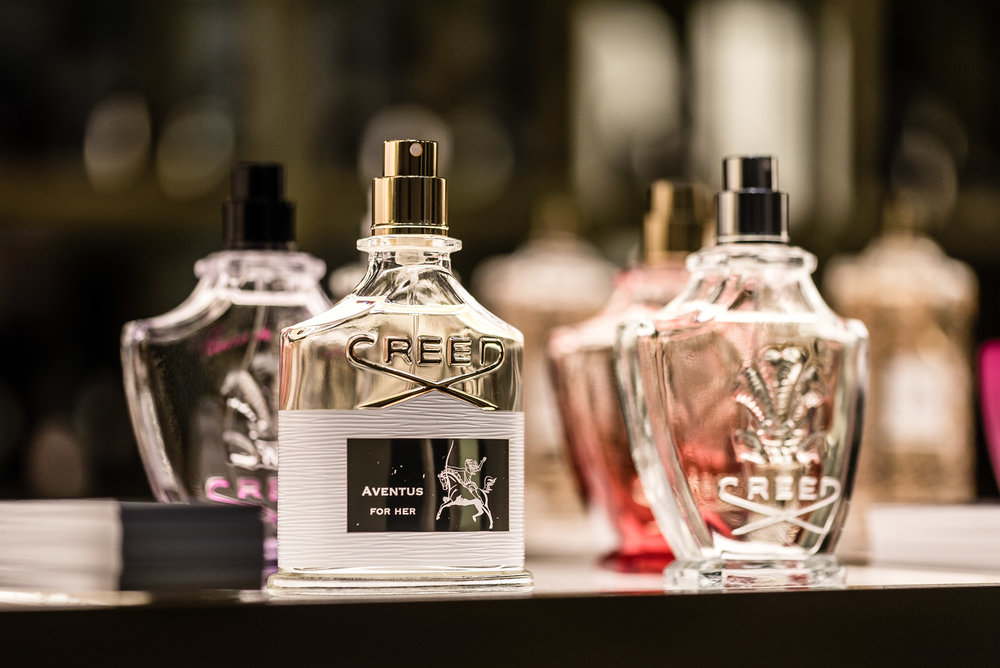 Creed fragrance masterclass