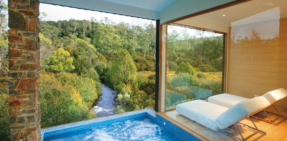 Peppers Cradle Mountain Lodge - SIGNATURE LUXURY TRAVEL