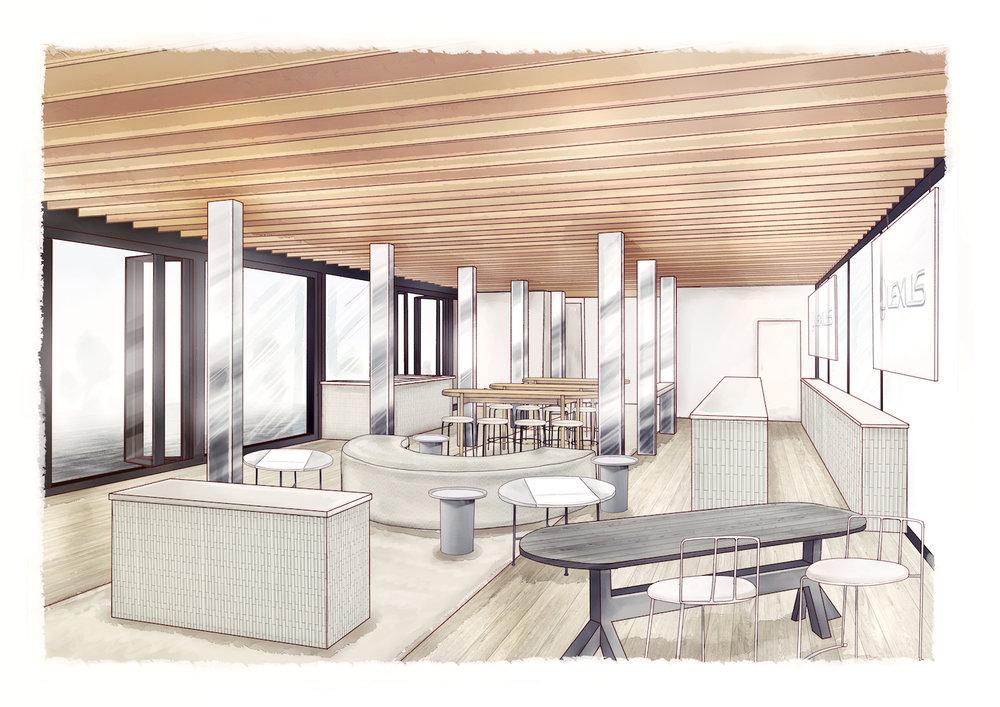 Melbourne Cup's Lexus Design Pavilion - THE UPSIDER