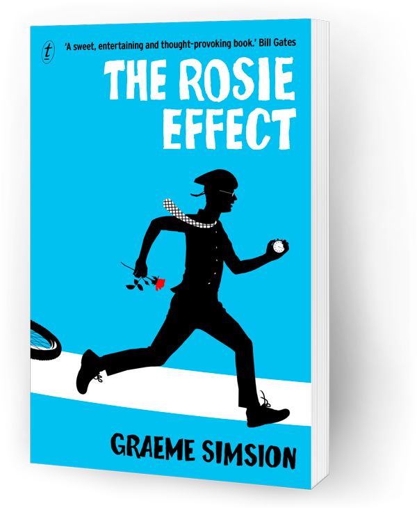 The Rosie Effect - Book 2Don Tillman and Rosie Jarman are now married and living in New York. Don has been teaching while Rosie completes her second year at Columbia Medical School. Just as Don is about to announce that Gene, his philandering best friend from Australia, is coming to stay, Rosie drops a bombshell: she's pregnant.The Rosie Effect is as charming and hilarious as its predecessor.Read a chapterBook club notesBuy