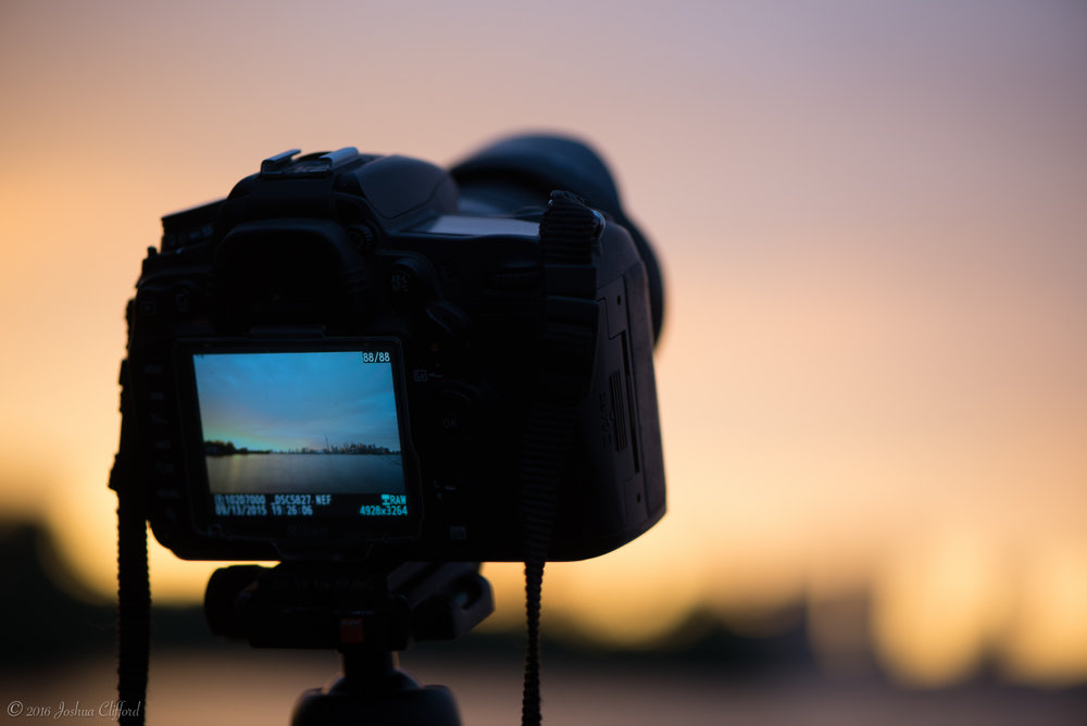 Shooting Toronto in the Evening Sun
