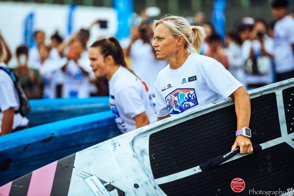 Angela Jackson - Brand Owner - World Top 10 Racer - Former ISA World Champion