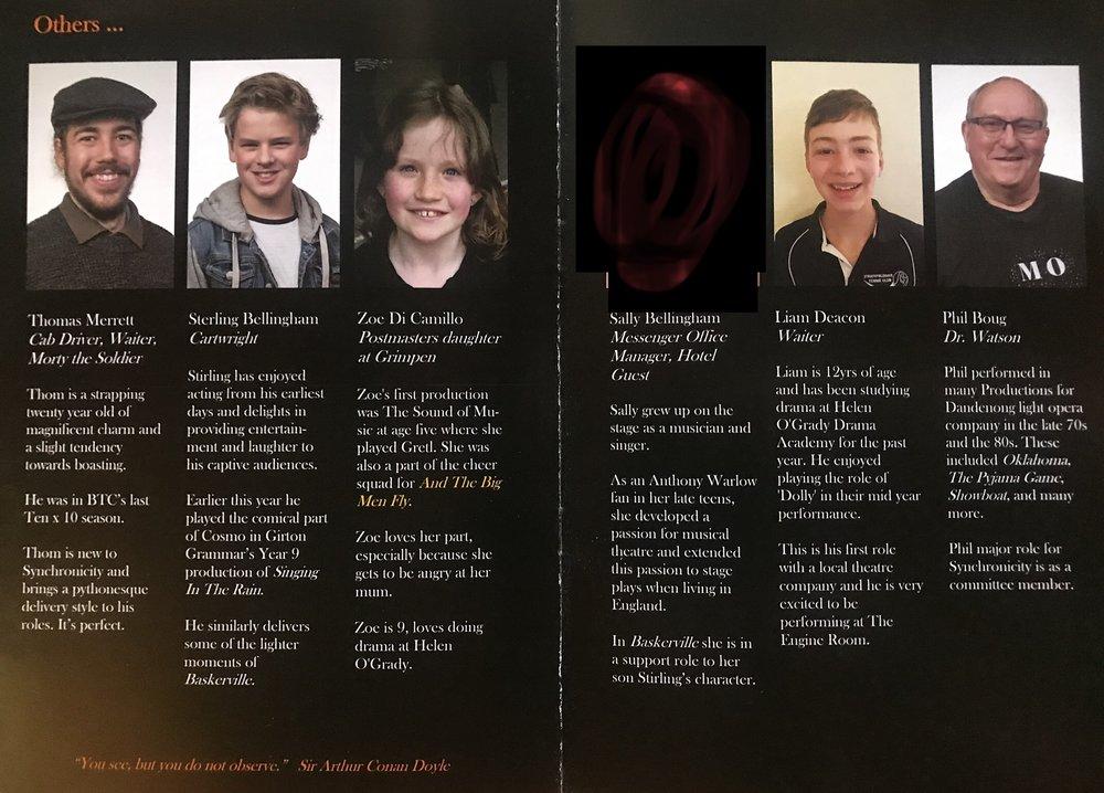 Program Cast photo 4