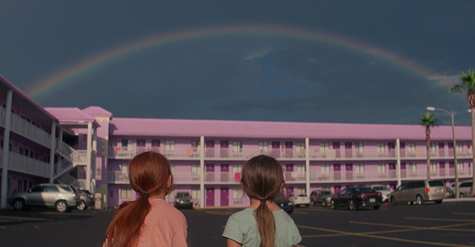 "'The Florida Project' Exemplifies a Masterpiece in Film - Photos Courtesy of A24""The Florida Project"" opens on two children playing outside a cheap motel as ""Celebration"" fades in. The children scream and giggle while Kool & The Gang sing, ""Celebrate good times, come on."" And with that, the best movie of 2017 begins."