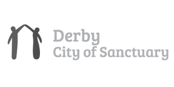 Derby City of Sanctuary network     is an umbrella group that links services, organisations, institutions, places of worship and community groups, all with the common goal of creating a climate of welcome and support for refugees and those seeking asylum across the city of Derby. Our Derby-based Local Welcome team member has always received a warm welcome at City of Sanctuary meetings.