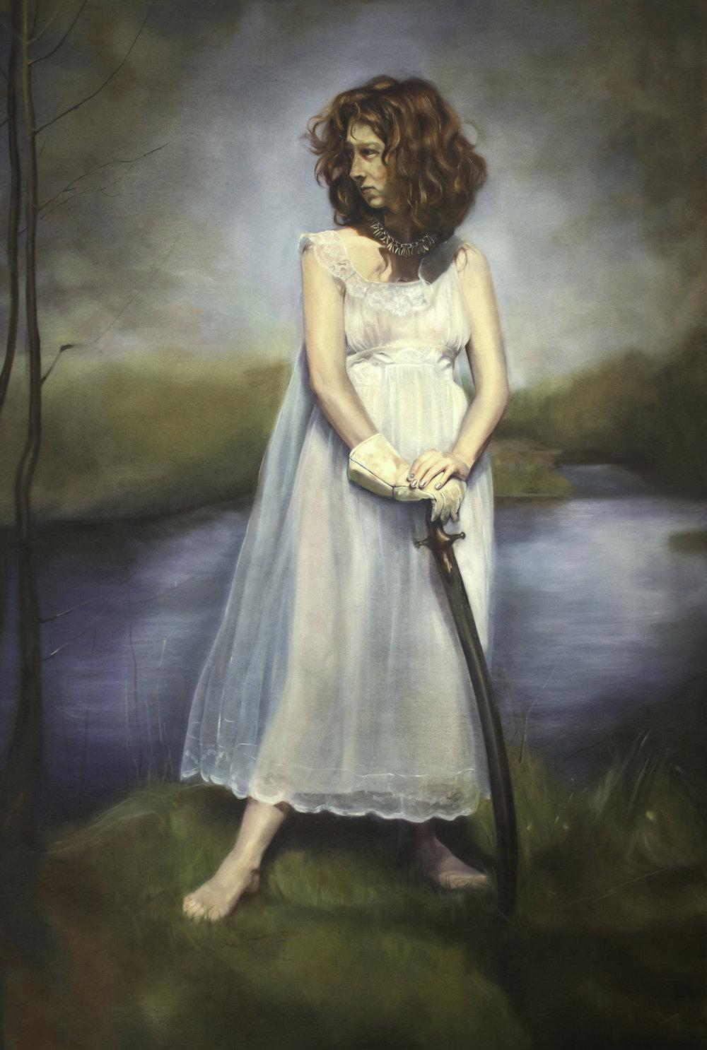 2016 - 'Highland Priestess'