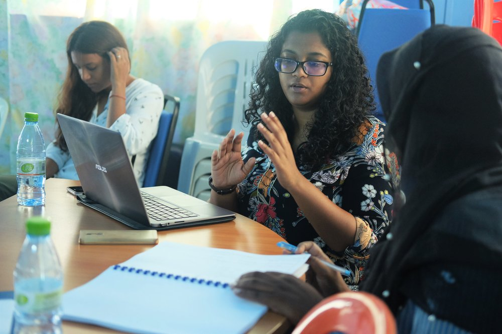 Yasmine Shamaal answering a participants question.jpg
