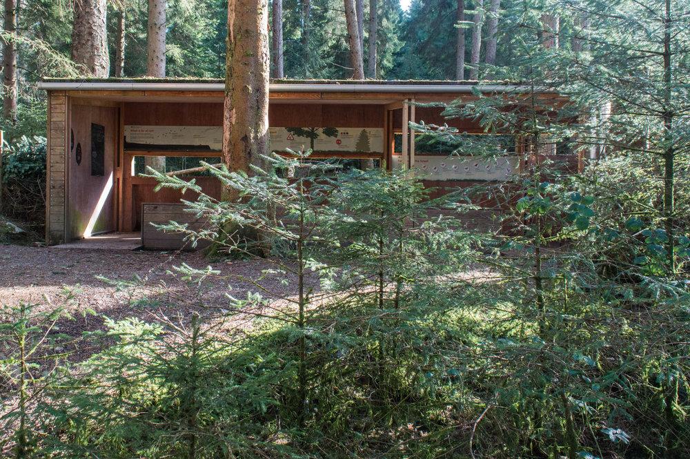 The Lodge, Aberfoyle