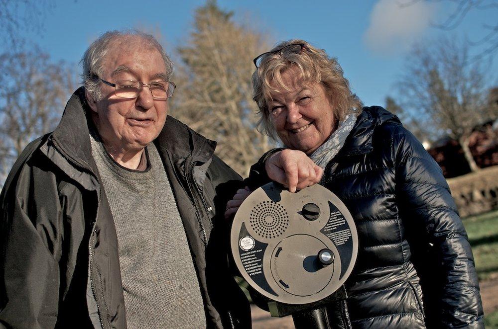 Joe & Betty Twaddle