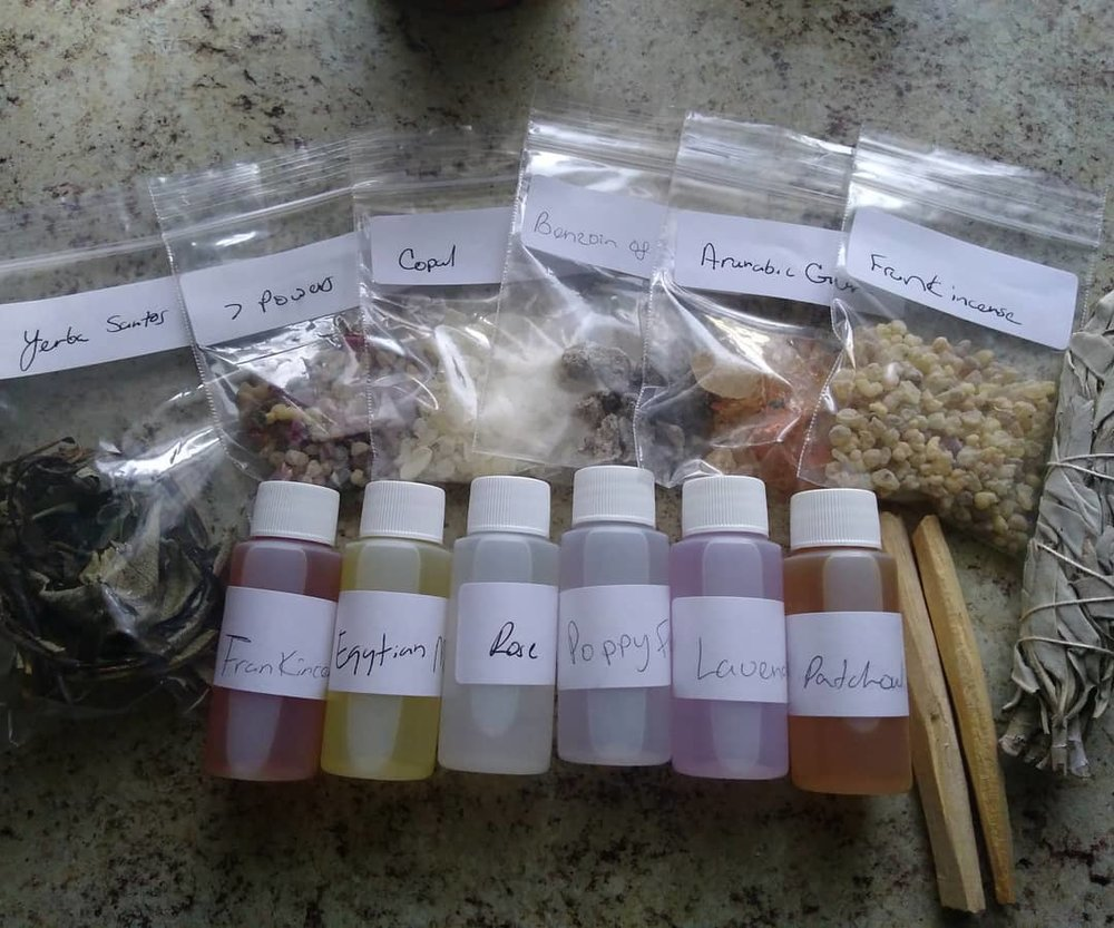 Essential Aromatics & Teas - Herbs, Spices, and Oils