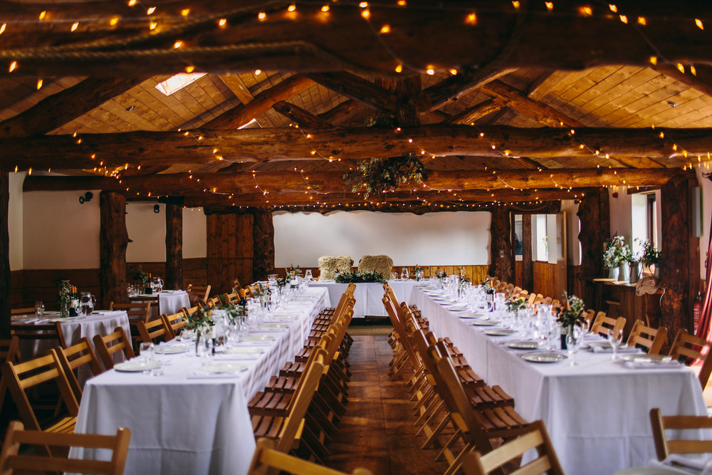 Fernhill Farm Hive Hall wedding banquet tables.jpg