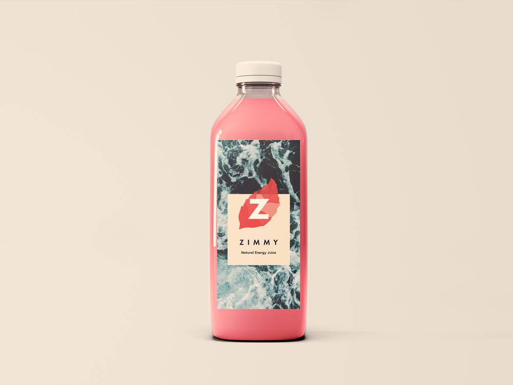 Zimmy Energy Drink -