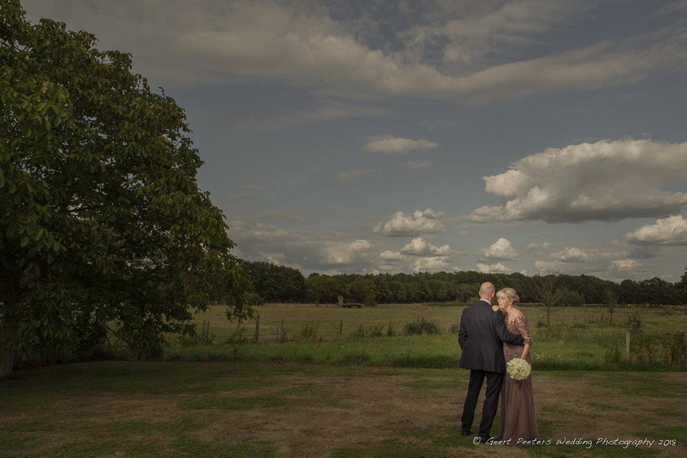 Prinsenhof Herenthout trouw Myriam en Danny foto