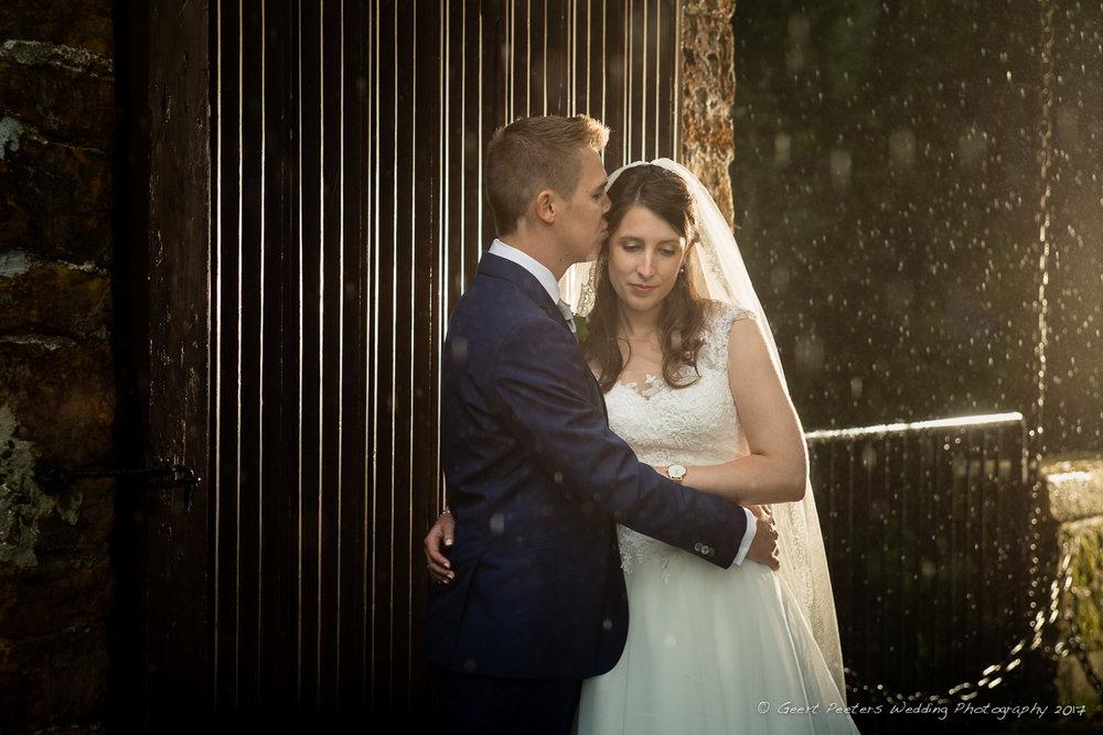 s Graevenhof Schilde trouw Eveline en Joeri foto
