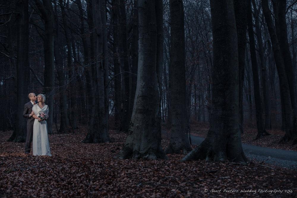 Listwaar Oud-Everlee trouw An en Ben foto