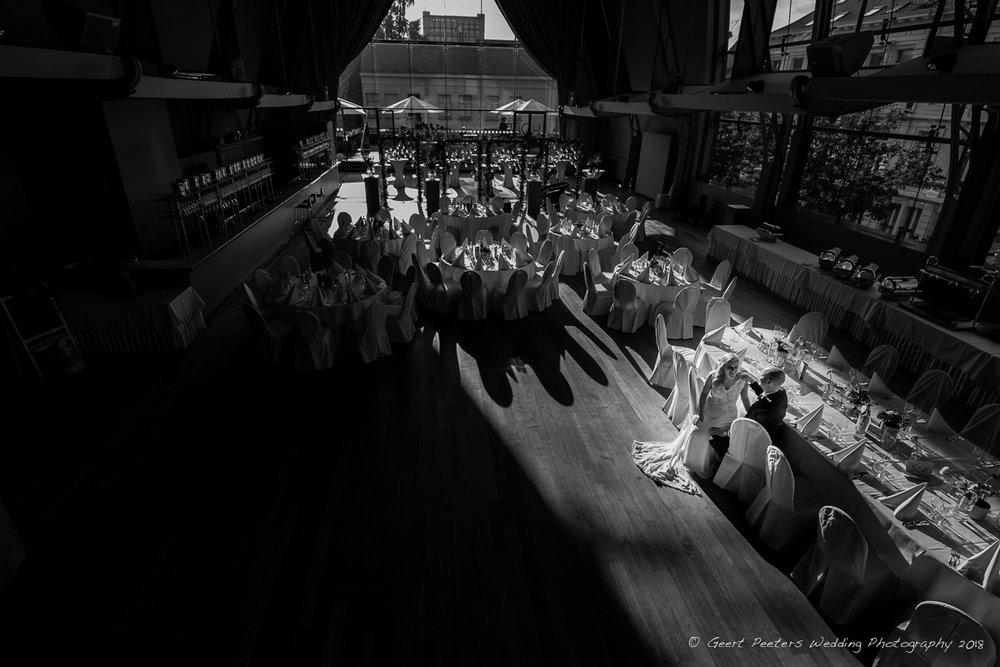 Horta Antwerpen trouw shoot foto