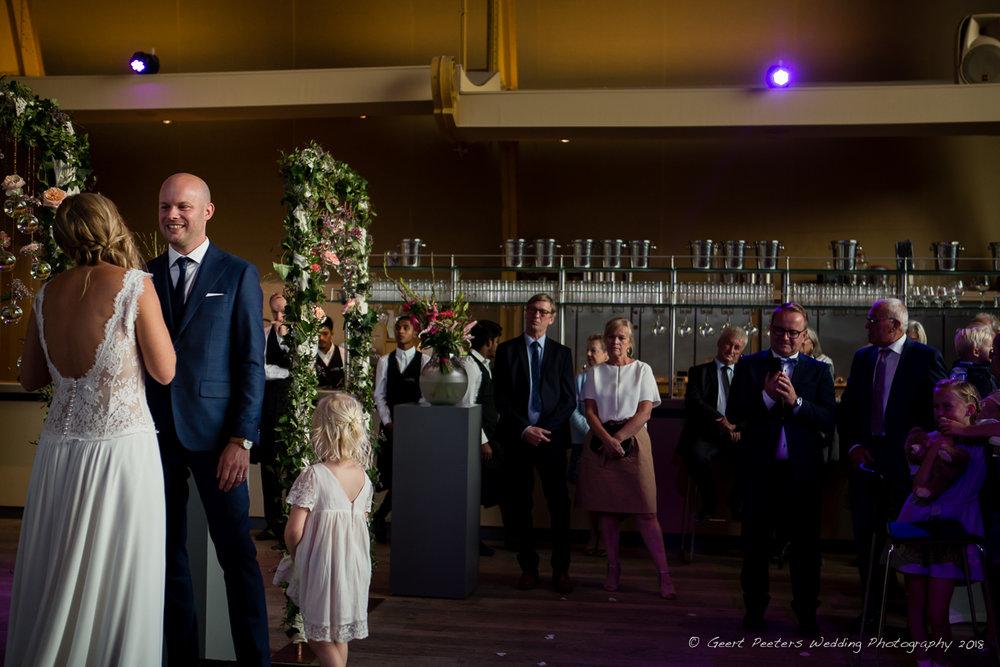 Horta Antwerpen trouw ceremonie foto