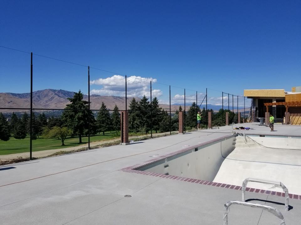 Eagle Fence Store NCW Golf Netting.jpg