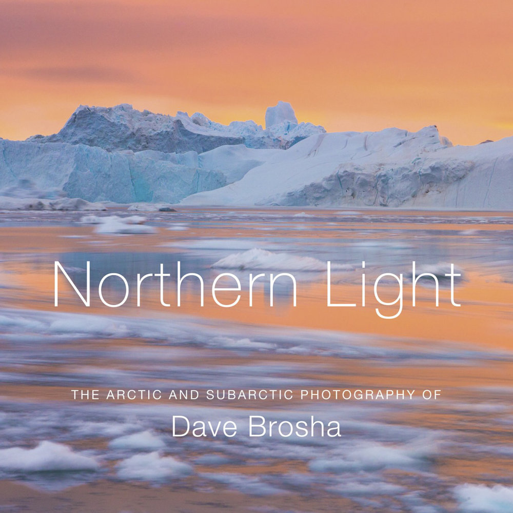 "My book, ""Northern Light: The Arctic and Subarctic Photography of Dave Brosha"" is now available at  CHAPTERS/Indigo  and  Amazon   Northern Light was recently included in the ""Best reads on Canadian art"" by  Galleries West"