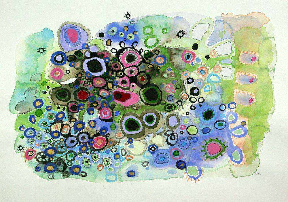 Microbial Community Series 1-4