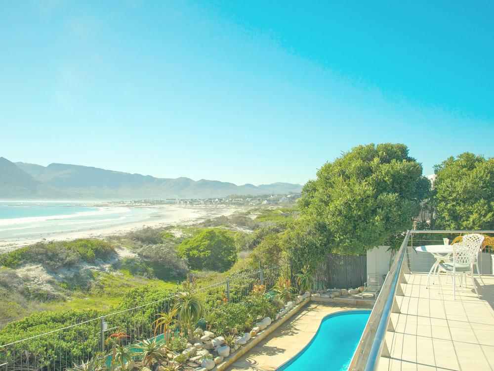 92KM from Franschhoek - Long Beach Hotel →