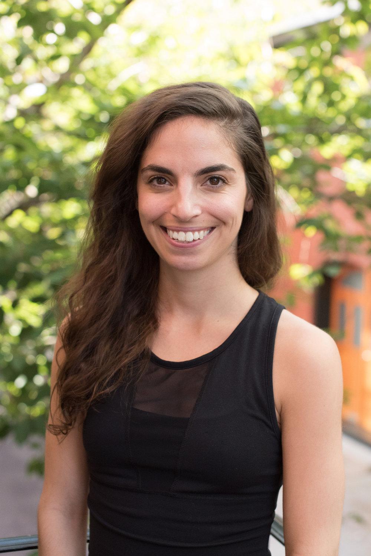 Kate Abernethy, Pilates instructor