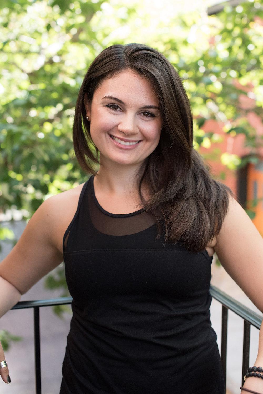 Laura Baehr, Pilates instructor