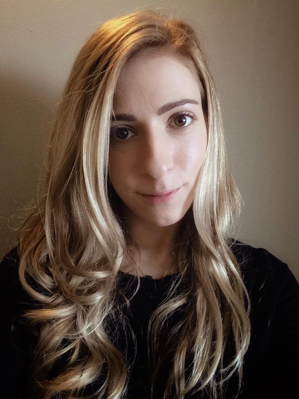 Jessica Listino, yoga instructor