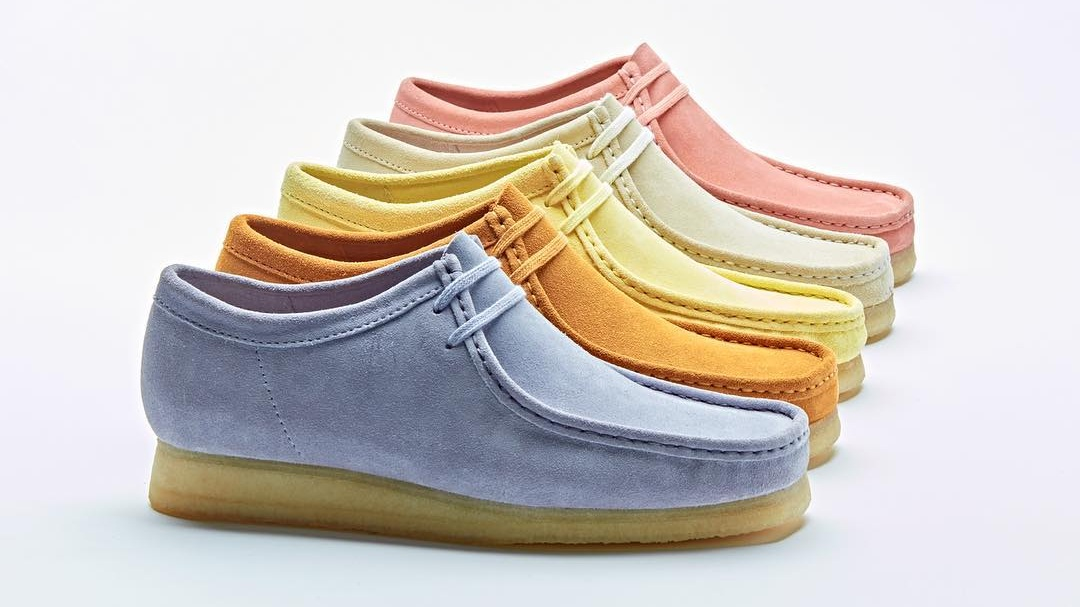 New Clarks Wallabees Are A Lesson In