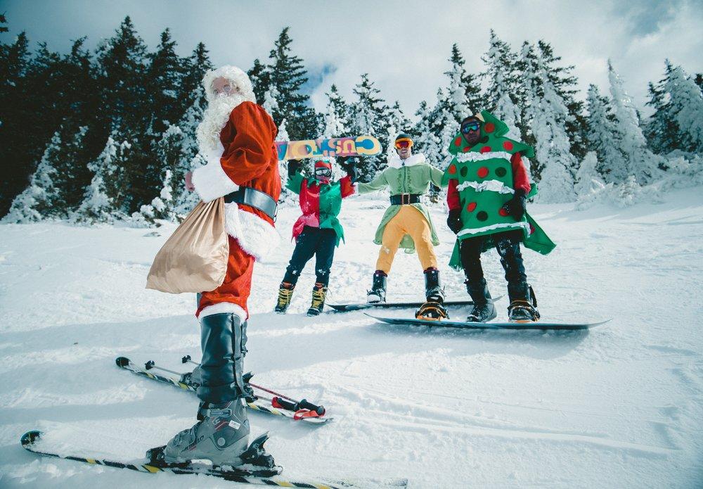 Eh oui, les pères Noël aussi peuvent joindre les rangs des mères Noël s'ils sont suffisamment cool!